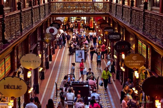 The Strand Arcade 2